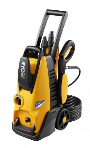 RYOBI×ホームセンターバローオリジナル 高圧洗浄機セット